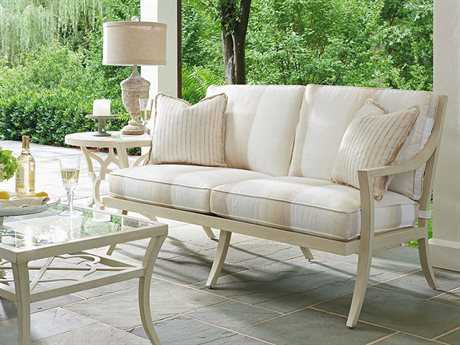 Tommy Bahama Outdoor Misty Garden Cast Aluminum Lounge Set