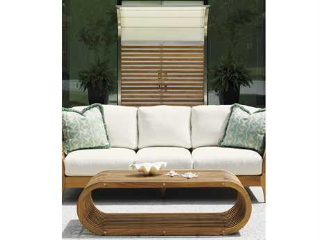 Tommy Bahama Outdoor Tres Chic Teak Lounge Set