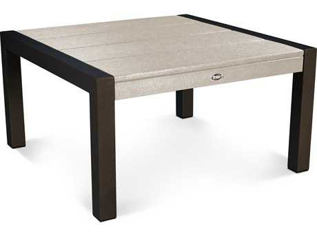 Trex® Surf City Recycled Plastic 30 Square Conversation Table