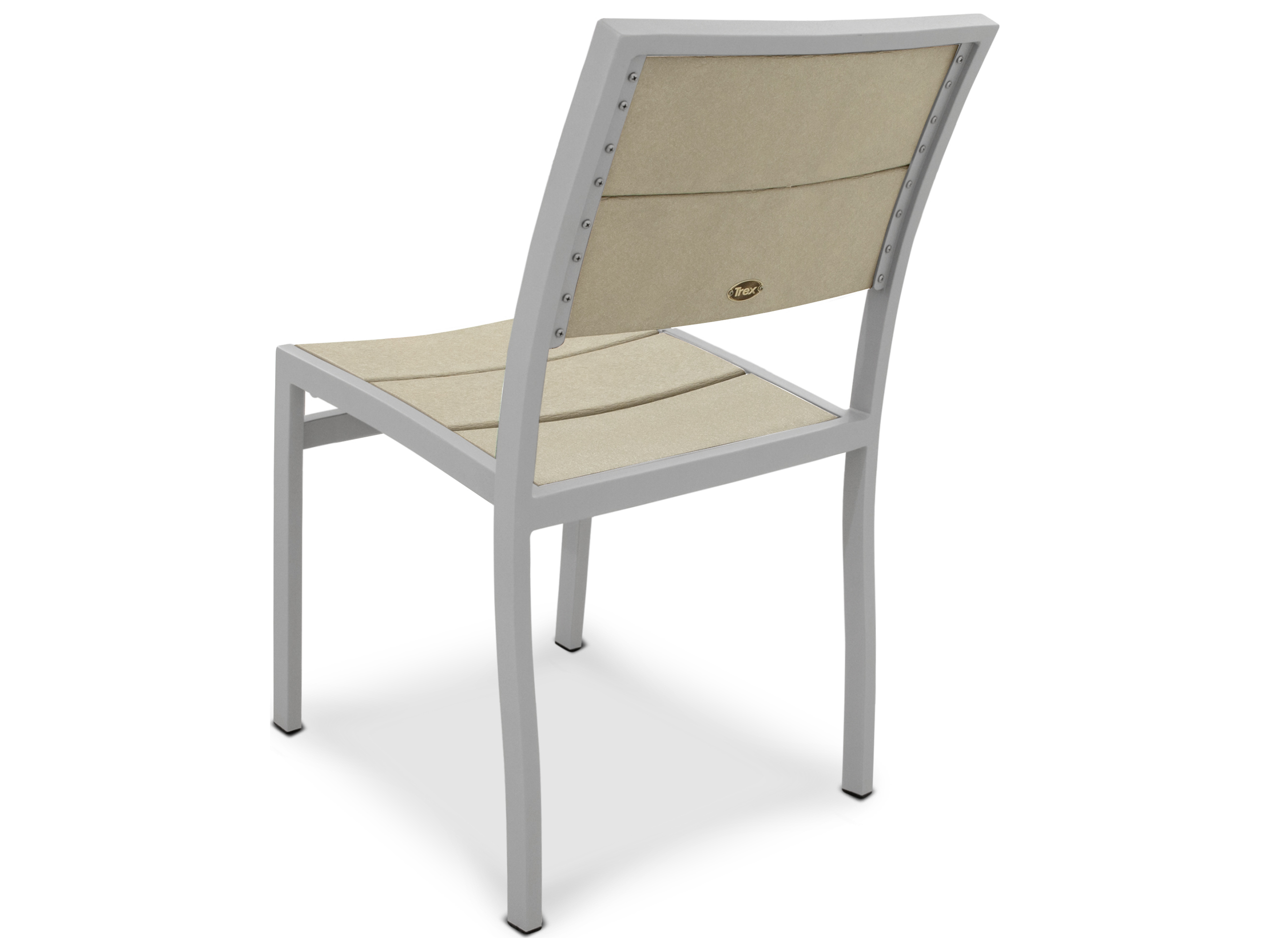 trex surf city recycled plastic dining side chair txa110. Black Bedroom Furniture Sets. Home Design Ideas