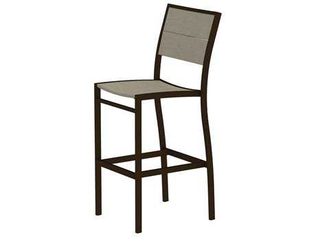 Trex® Surf City Recycled Plastic Bar Side Chair TRXTXA112