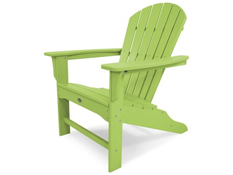 Trex® Outdoor Furniture Yacht Club Shellback Adirondack Chair in Lime