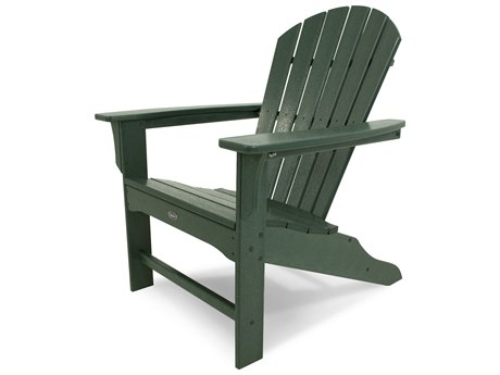 Trex® Outdoor Furniture Yacht Club Shellback Adirondack Chair in Rainforest Canopy
