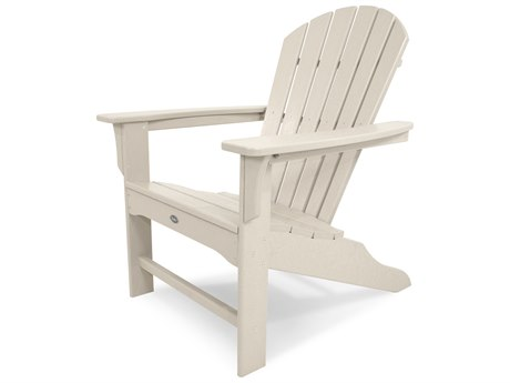 Trex® Outdoor Furniture Yacht Club Shellback Adirondack Chair in Sand Castle