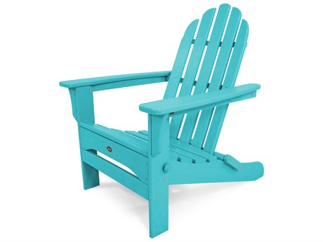 Trex® Outdoor Furniture Cape Cod Folding Adirondack in Aruba