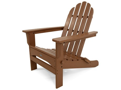 Trex® Outdoor Furniture Cape Cod Folding Adirondack in Tree House