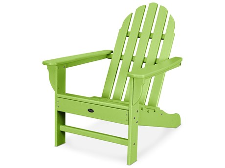 Trex® Outdoor Furniture Cape Cod Adirondack Chair in Lime