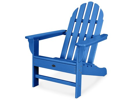 Trex® Outdoor Furniture Cape Cod Adirondack Chair in Pacific Blue