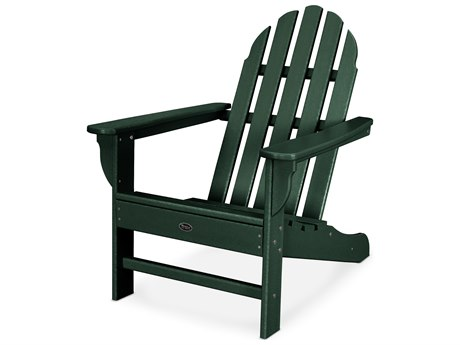 Trex® Outdoor Furniture Cape Cod Adirondack Chair in Rainforest Canopy