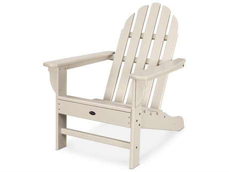Trex® Outdoor Furniture Cape Cod Adirondack Chair in Sand Castle