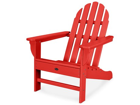 Trex® Outdoor Furniture Cape Cod Adirondack Chair in Sunset Red