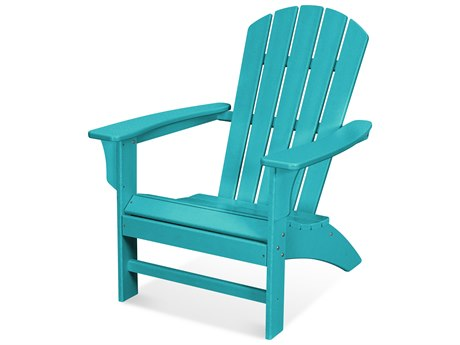 Trex Outdoor Furniture Yacht Club Adirondack Chair in Aruba