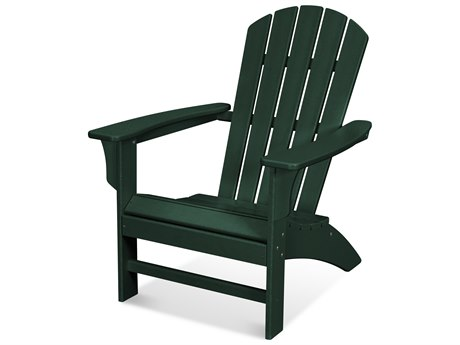 Trex Outdoor Furniture Yacht Club Adirondack Chair in Rainforest Canopy
