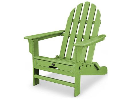 Trex® Outdoor Furniture Cape Cod Ultimate Adirondack in Lime