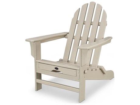 Trex® Outdoor Furniture Cape Cod Ultimate Adirondack in Sand Castle