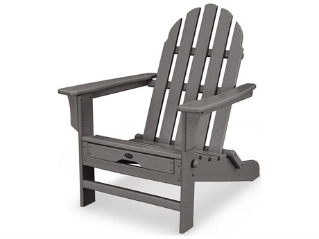 Trex® Outdoor Furniture Cape Cod Ultimate Adirondack in Stepping Stone