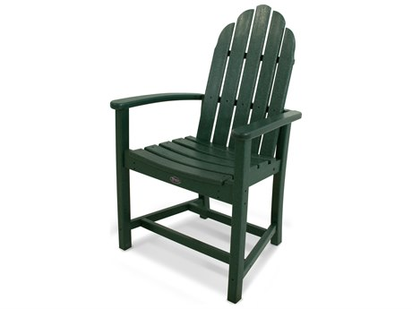 Trex® Outdoor Furniture Cape Cod Adirondack Dining Chair in Rainforest Canopy