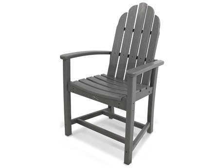 Trex® Outdoor Furniture Cape Cod Adirondack Dining Chair in Stepping Stone