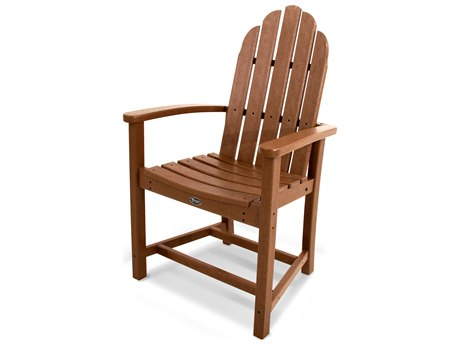 Trex® Outdoor Furniture Cape Cod Adirondack Dining Chair in Tree House