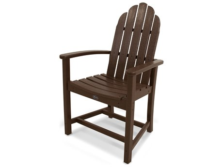 Trex® Outdoor Furniture Cape Cod Adirondack Dining Chair in Vintage Lantern