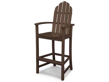 Trex® Outdoor Furniture Cape Cod Adirondack Bar Chair in Vintage Lantern