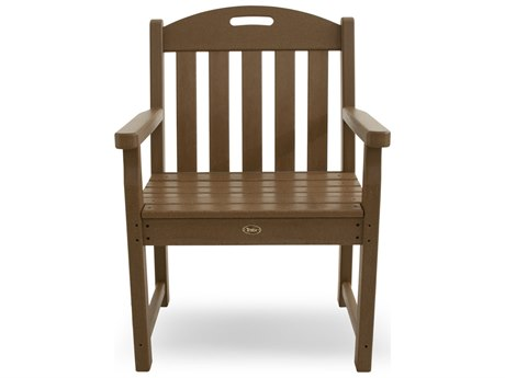 Trex® Outdoor Furniture Yacht Club Garden Arm Chair in Tree House