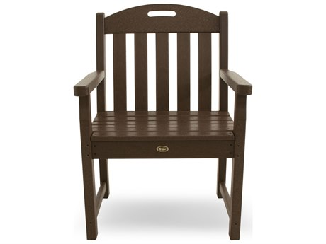 Trex® Outdoor Furniture Yacht Club Garden Arm Chair in Vintage Lantern