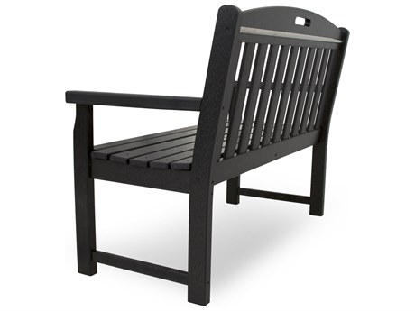 Trex® Yacht Club Recycled Plastic 48 Bench TRXTXB48