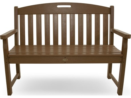 Trex® Outdoor Furniture Yacht Club 48'' Bench in Tree House