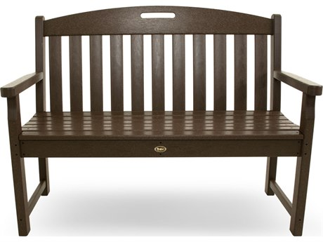 Trex® Outdoor Furniture Yacht Club 48'' Bench in Vintage Lantern