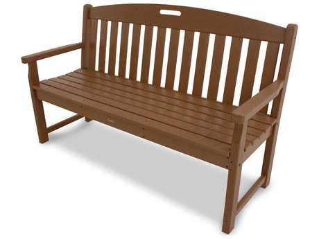 Trex® Yacht Club Recycled Plastic 60 Bench TRXTXB60