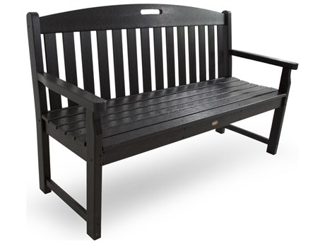 Trex® Outdoor Furniture™ Yacht Club Recycled Plastic 60'' Bench