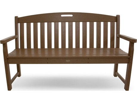 Trex® Outdoor Furniture Yacht Club 60'' Bench in Tree House