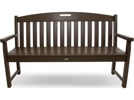 Trex® Outdoor Furniture Yacht Club 60'' Bench in Vintage Lantern