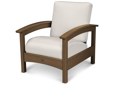 Trex® Outdoor Furniture Rockport Club Chair in Tree House / Bird's Eye TRXTXC23TH5472