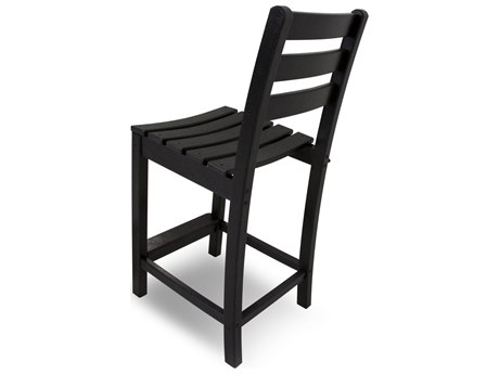 Trex® Monterey Bay Recycled Plastic Counter Side Chair