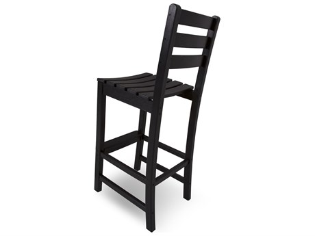 Trex® Monterey Bay Recycled Plastic Bar Side Chair TRXTXD102