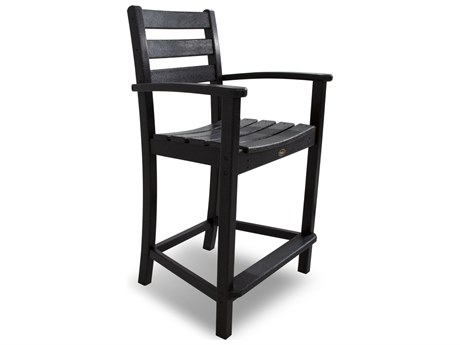 Trex® Outdoor Furniture™ Monterey Bay Recycled Plastic Counter Stool