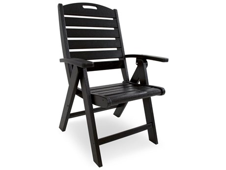 Trex® Yacht Club Recycled Plastic Highback Chair