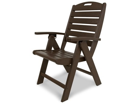 Trex® Outdoor Furniture Yacht Club Highback Chair in Vintage Lantern