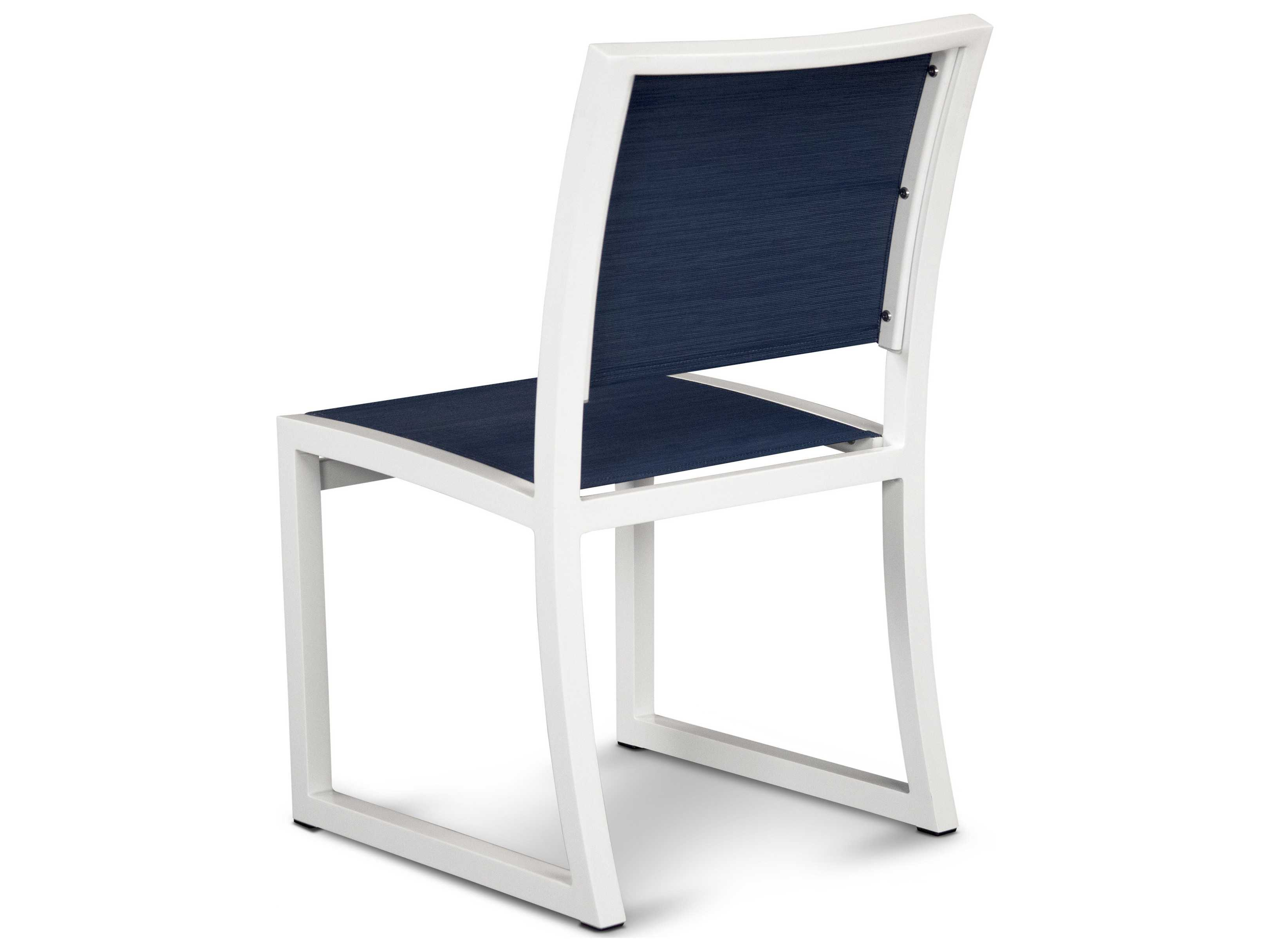 Trex 174 Parsons Recycled Plastic Cube Dining Side Chair Txn190