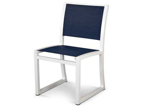 Trex® Parsons Recycled Plastic Cube Dining Side Chair