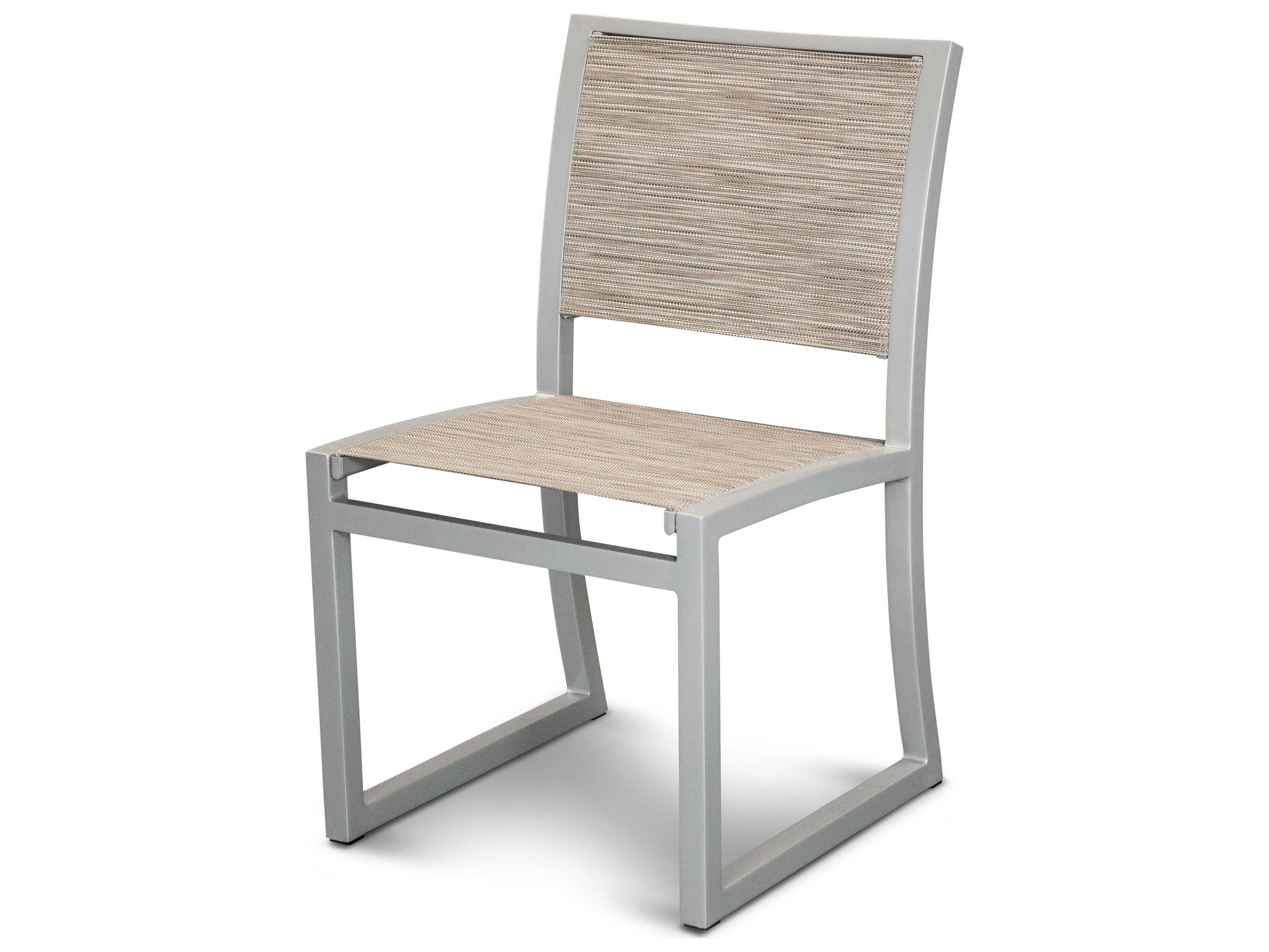 trex parsons recycled plastic cube dining side chair txn190. Black Bedroom Furniture Sets. Home Design Ideas
