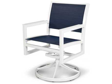 Trex® Parsons Recycled Plastic Cube Swivel Rocker