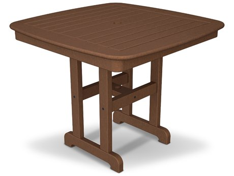 Trex® Outdoor Furniture Yacht Club 37'' Dining Table in Tree House