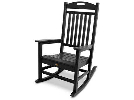Trex® Yacht Club Recycled Plastic Rocking Chair TRXTXR100