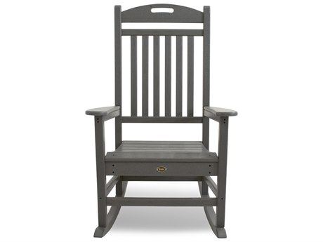 Trex® Outdoor Furniture Yacht Club Rocking Chair in Stepping Stone
