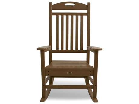 Trex® Outdoor Furniture Yacht Club Rocking Chair in Tree House