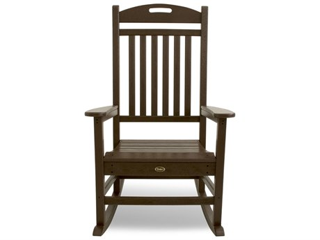 Trex® Outdoor Furniture Yacht Club Rocking Chair in Vintage Lantern