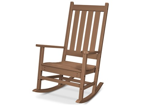Trex Outdoor Furniture Cape Cod Porch Rocking Chair in Tree House